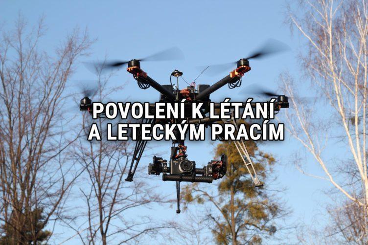 Povolení k létání