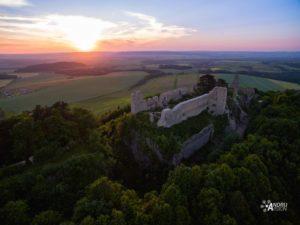 Virtuální prohlídka hrad starý jičín