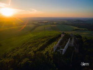 Virtuální prohlídka foto dronem