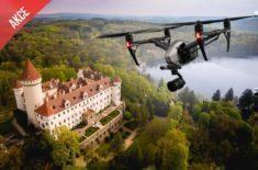 6ddfae09c0e Pozor akce  lítáme s dronem za kolik si řeknete